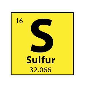 Highest Sulfur Concentration in the Industry